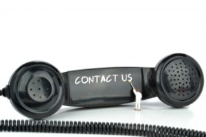 Contact Us by Mister GC